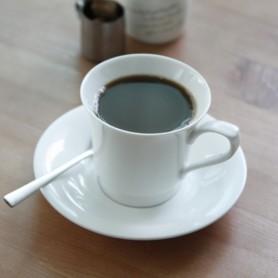 ERATO 강화 커피숍 커피잔, 받침