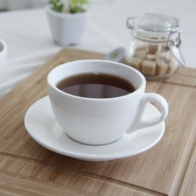 ERATO 강화 커피잔, 받침 4종