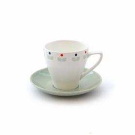 ERATO 더본마인 봉봉 커피잔, 받침
