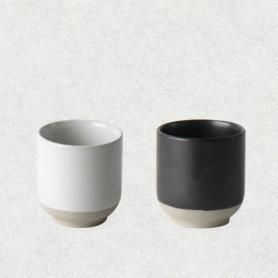 ERATO 토랑 물컵 (블랙, 화이트)