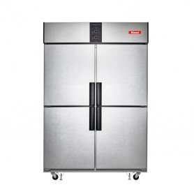 린나이 45BOX(1,100리터급) 스탠드형 냉장고(RRF-EB45PF)냉장3칸/냉동1칸