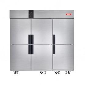 린나이 65BOX(1,700리터급) 스탠드형 냉장고(RRF-EB65PF)냉장4칸/냉동2칸