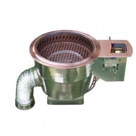 성일로스타 황금로스타 GOLD 하향식 가스/숯불 로스타(LPG GS-7000PA)