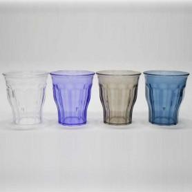 엘스코퍼레이션 PC아쿠아컵 (투명, 청색, 다크그레이, 코발트블루)