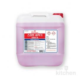 스마트 식기세척기 전용세제 2종 / 업소용 식기세척기 세제 / 대용량 식기세척기 전용세제 18리터