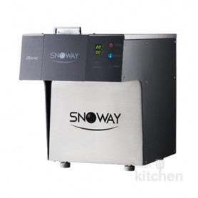 스노웨이 미니H / JSB-158W / 눈꽃빙수기계 / 설빙기계 / 빙수기계 / 눈꽃얼음 / 우유빙수기계