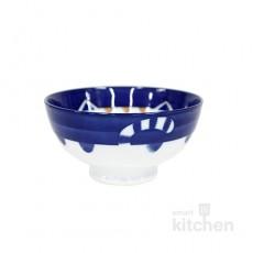 유포 도자기 블루캣-11 대접 국그릇 / 업소용그릇 / 업소용식기 / 도자기그릇 / 다용도그릇