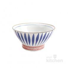 유포 도자기 VIP-305 청줄 대접 국그릇 / 업소용그릇 / 업소용식기 / 도자기그릇 / 다용도그릇