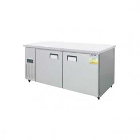 레인보우 쿨스타 테이블냉장고 SDT-1520R (W1500×D700×H800) 냉장테이블/스텐/374ℓ