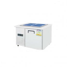 레인보우 쿨스타 반찬냉장고 SDB-915R (110ℓ) (W900*D500*H800) 스텐/기계실좌/우