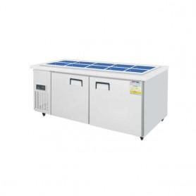 레인보우 쿨스타 반찬냉장고 SDB-1820R (375ℓ) (W1800*D700*H800) 스텐 /기계실좌 / 우
