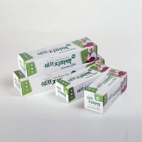 TG 쉐프 지퍼백 4종 / 일회용 지퍼팩 / 일회용 비닐 / 비닐봉지 / 위생비닐 / 위생지퍼백 / 지퍼락