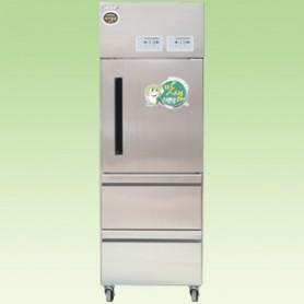 DS-F650C 맛샘 업소용 김치냉장고 올스텐 - 하단서랍형