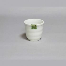 에릭스 단청 백자 물레 물컵 단청 백자 물레 물컵 도자기 백자 물레 물컵