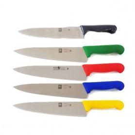 이셀 프래티카 식칼30 (검정,녹색,적색,청색,황색)