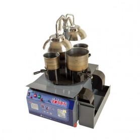 숯깨비 4구 LPG 불탱크II 숯불 착화기 (밀폐형) LPG / 숯불 점화기