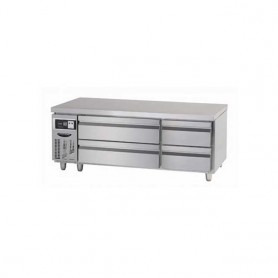 라셀르 5자 낮은서랍식 테이블(스페셜핸들) LCBD-1544RS