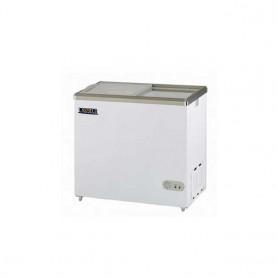 라셀르 Glass Door 냉동고 SD-142L