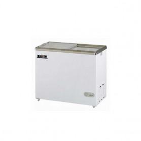 라셀르 Glass Door 냉동고 SD-195L
