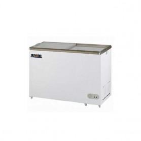 라셀르 Glass Door 냉동고 SD-408L