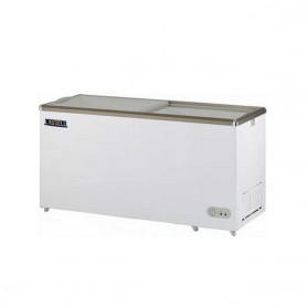 라셀르 Glass Door 냉동고 SD-518L