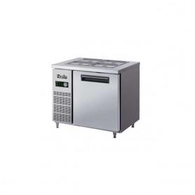 라셀르 실속형, 3자 찬냉장 테이블 NRB-91R(아날로그), NRBD-91R(디지털)