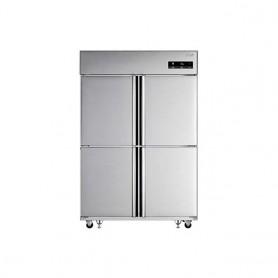 LG 업소용 일체형 냉동고45BOX(1110ℓ급)C120AF 스텐 냉동4칸