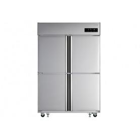 LG 업소용 일체형 냉장고45BOX(1110ℓ급)C120AR 스텐 냉장4칸