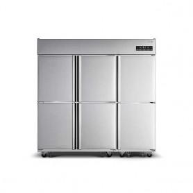 LG 업소용 일체형 냉장고65BOX(1610ℓ급)C170LDCB스텐 냉장6칸