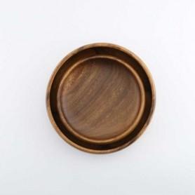 ERATO 에라토 우딘 원트레이 (8인치,10인치) 우드접시 나무접시 우드트레이 원목쟁반 원목접시