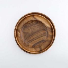ERATO 에라토 우딘 원접시 (8인치,10인치,12인치) 나무접시 우드접시 베이커리접시 원목접시