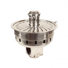 동방지엔텍 숯불전용 하향식 로스타(중앙 집중식) DB-9000 (석쇠 별도) 업소용 로스타 / 업소용 버너 / 고깃집 버너
