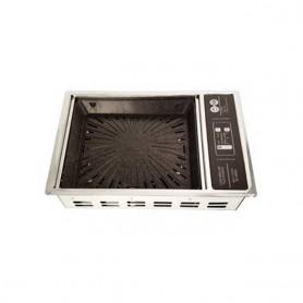 동방지엔텍 원적외선 사각전기 로스타(상향식) DB-W2000 (석쇠 포함) 업소용 로스타 / 가정용 로스타 / 테이블 로스타