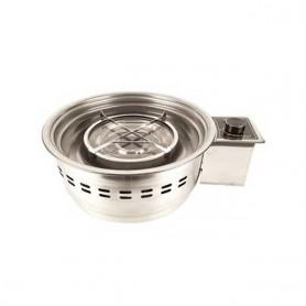 동방지엔텍 원적외선 전기 로스타(상향식) DB-W800 (석쇠 포함) 업소용 로스타 / 가정용 로스타 / 테이블 로스타