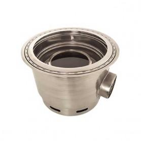 동방지엔텍 원적외선 전기 로스타(하향식) (스테인레스) DB-W209 (석쇠포함) 업소용 로스타 / 가정용 로스타 / 테이블 로스타