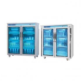 SM 자외선 컵 SM-520(소독, 소독열풍건조), 식판 소독기 (소독열풍건조) 3종 택1 업소용 소독기 / 컵 건조기 / 살균기