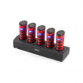 VELLUX 진동벨 수신기 (수신기 5개당 충전거치대 1개 무상지급) 호출벨 / 식당벨 / 테이블벨 / 콜벨 / 카페진동벨