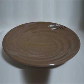 삼미 분청샤링접시 업소용접시 업소용그릇 멜라민식기 멜라민그릇