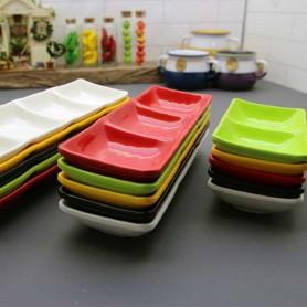 국제 웰빙칸접시 반찬접시 업소용접시 업소용그릇 멜라민식기 멜라민그릇