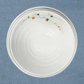삼미 모자이크 샤링볼 업소용식기 업소용그릇 멜라민식기 멜라민식기 멜라민그릇