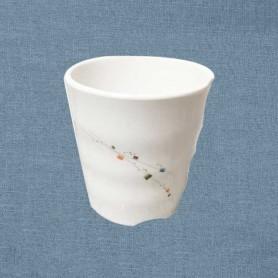 삼미 모자이크 컵 멜라민식기 멜라민그릇 업소용식기 업소용그릇