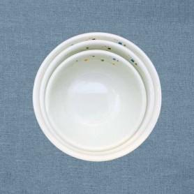 삼미 모자이크 한식볼 멜라민식기 멜라민그릇 업소용식기 업소용그릇