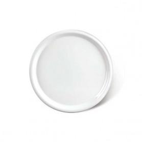 KM 피자접시 (대) (KW-8100) 원형접시 멜라민식기