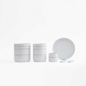ERATO 옳음2인13P 홈세트 가정용 홈세트 신혼부부식기 자취생식기세트 식기세트 도자기그릇